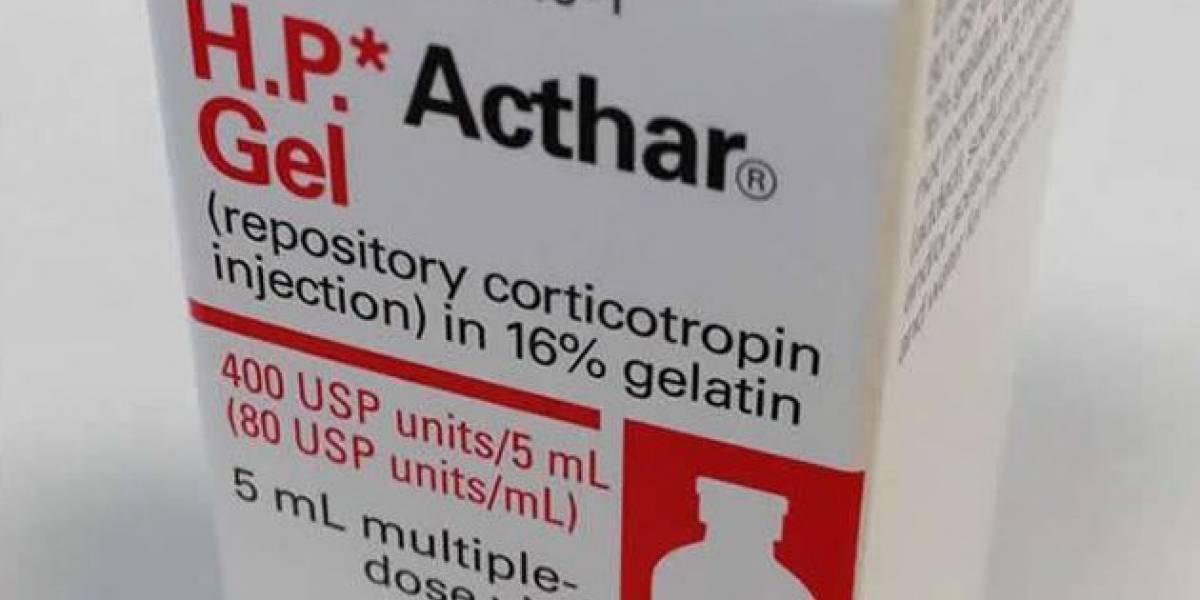 Acusan a farmacéutica de sobornos en EE.UU.