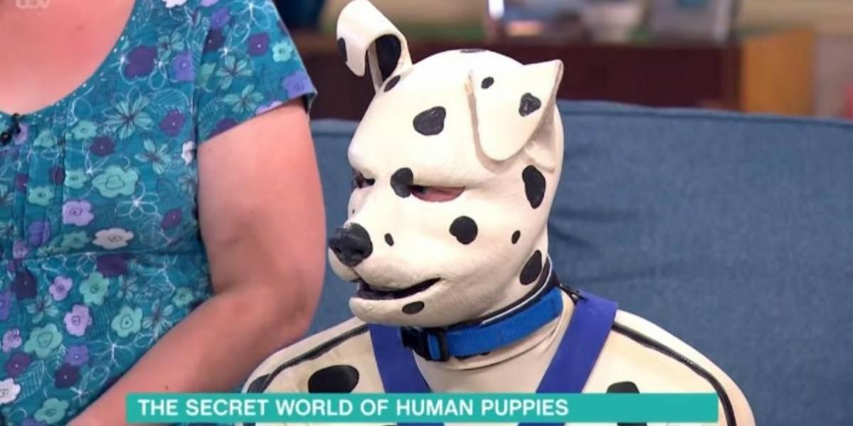 """Un británico que vive como perro quiere ser la primera persona """"transespecie"""""""