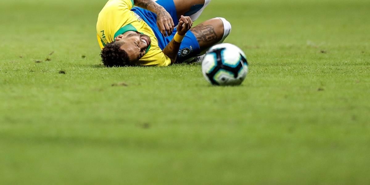 Neymar no jugará la Copa América 2019