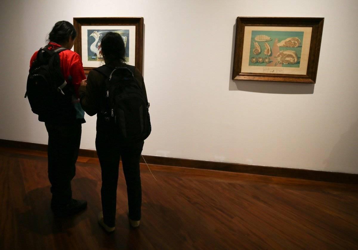 Muestra llega a Quito para resaltar la versatilidad del pintor Salvador Dalí