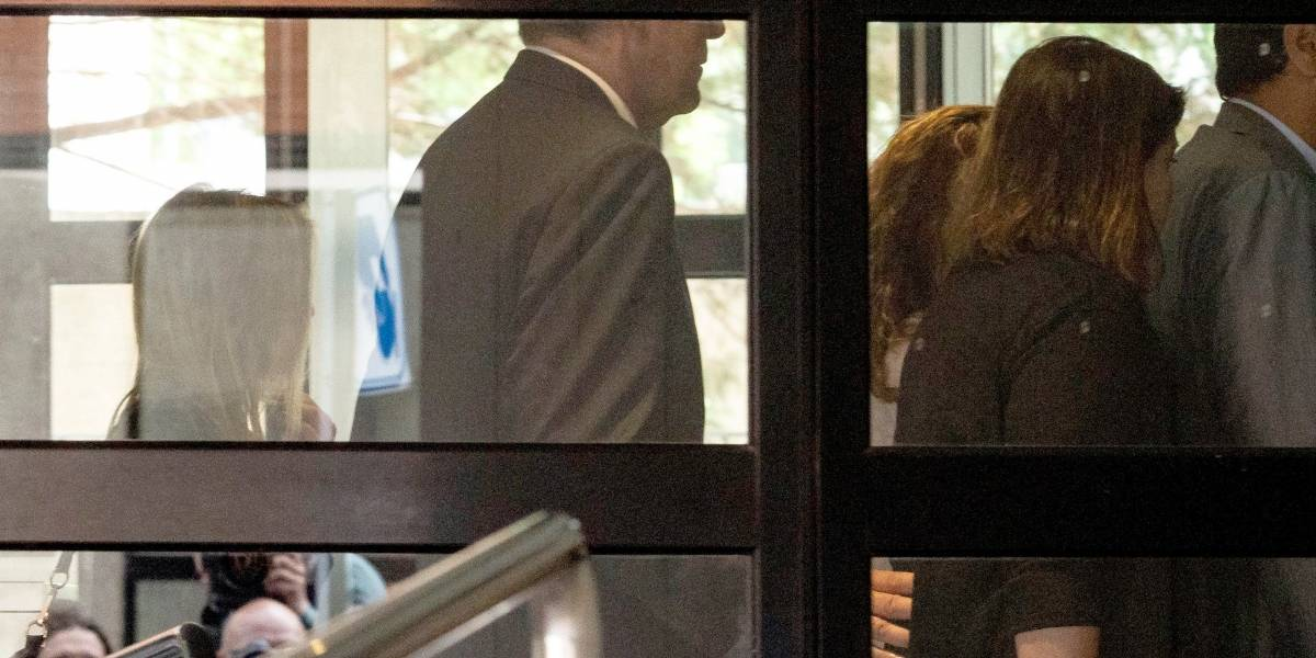 Shakira declaró ante el juez que no debe nada a la Hacienda española