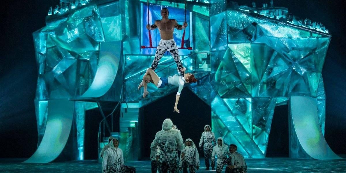 Cirque du Soleil regresará con el espectáculo Crystal