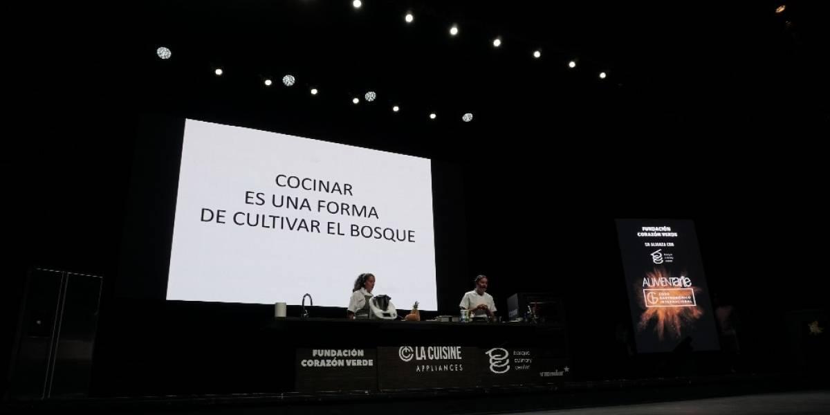 """""""La cocina sí es un ejercicio de afirmación de valores de una sociedad"""": Eduardo Martínez"""