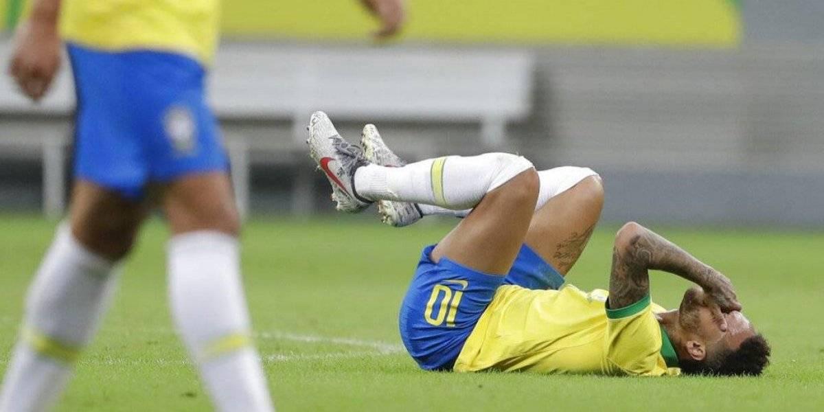 Copa América: Brasil sólo podrá reemplazar a Neymar si la Conmebol considera que sufre una lesión grave