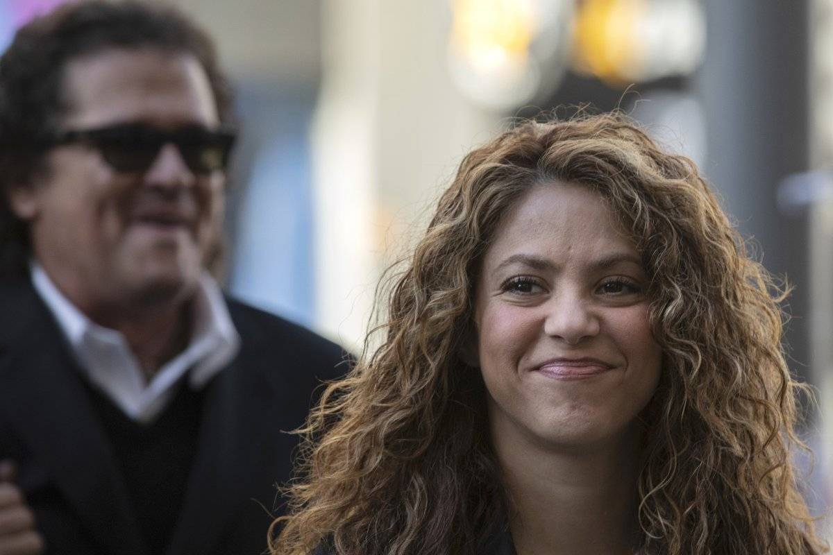 Shakira declaró ante un juez