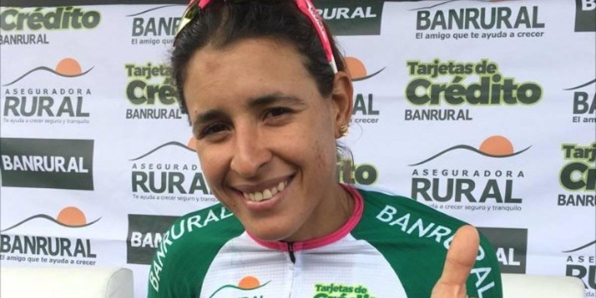 Ramírez toma el mando en la Vuelta femenina
