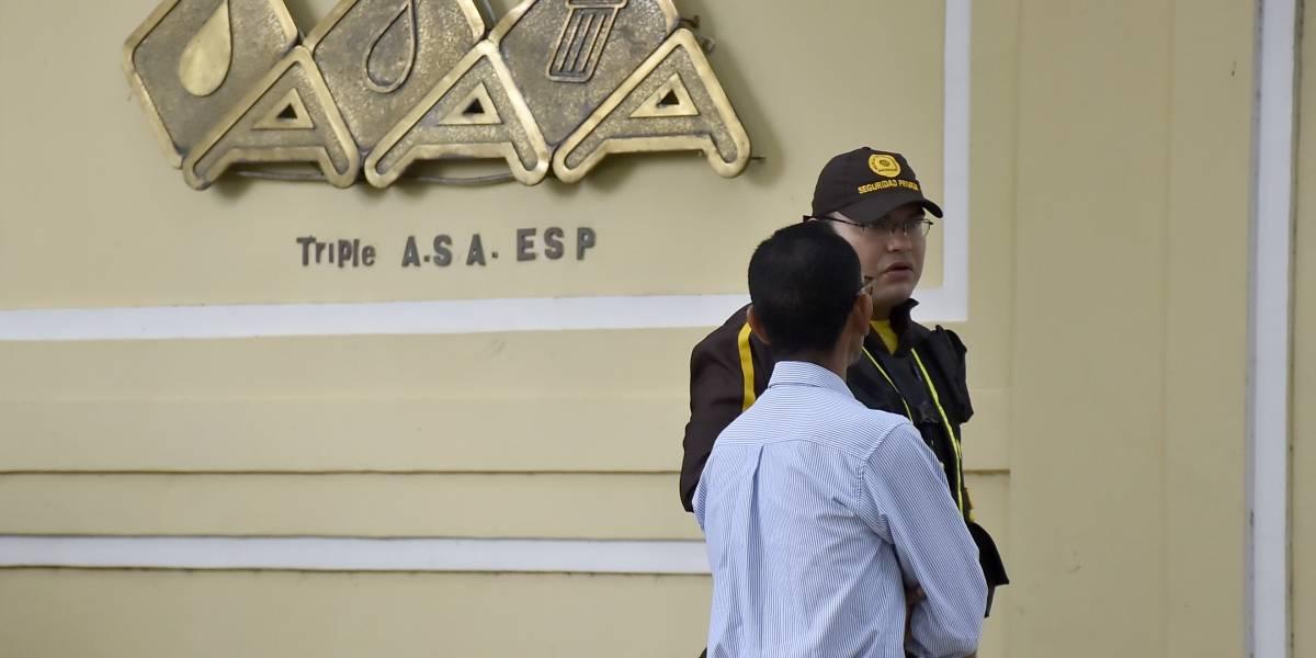 Así fue el desfalco que están investigando en la empresa de servicios Triple A en Barranquilla