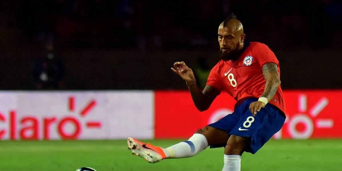 """Arturo Vidal avisa: """"¿Cuándo hemos sido favoritos para una Copa América? Ni en la de Chile lo fuimos"""""""