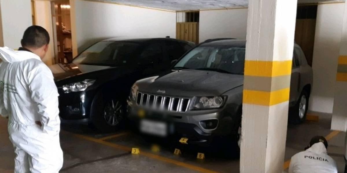Encontraron el auto aparentemente vinculado con atropellamiento de una joven en Cumbayá