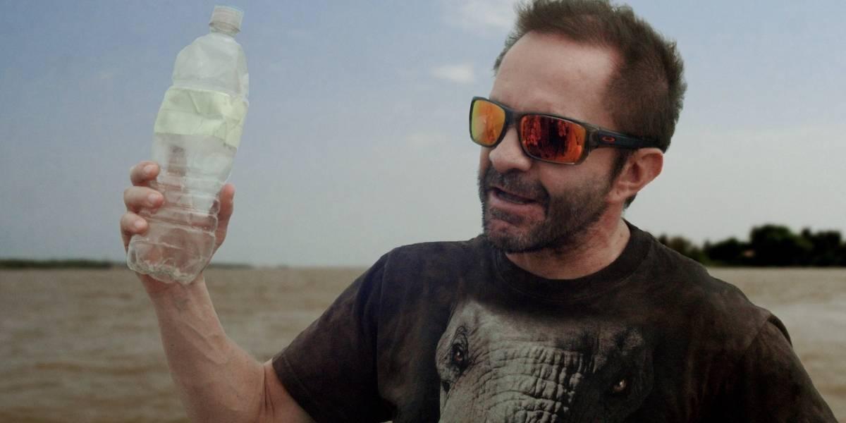 'El viaje de la botella': Pirry muestra cómo el océano se ahoga en plástico