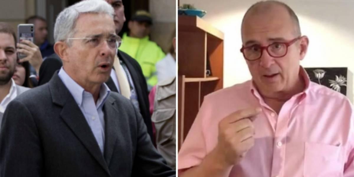 El controversial mensaje de Uribe despidiendo a Jota Mario