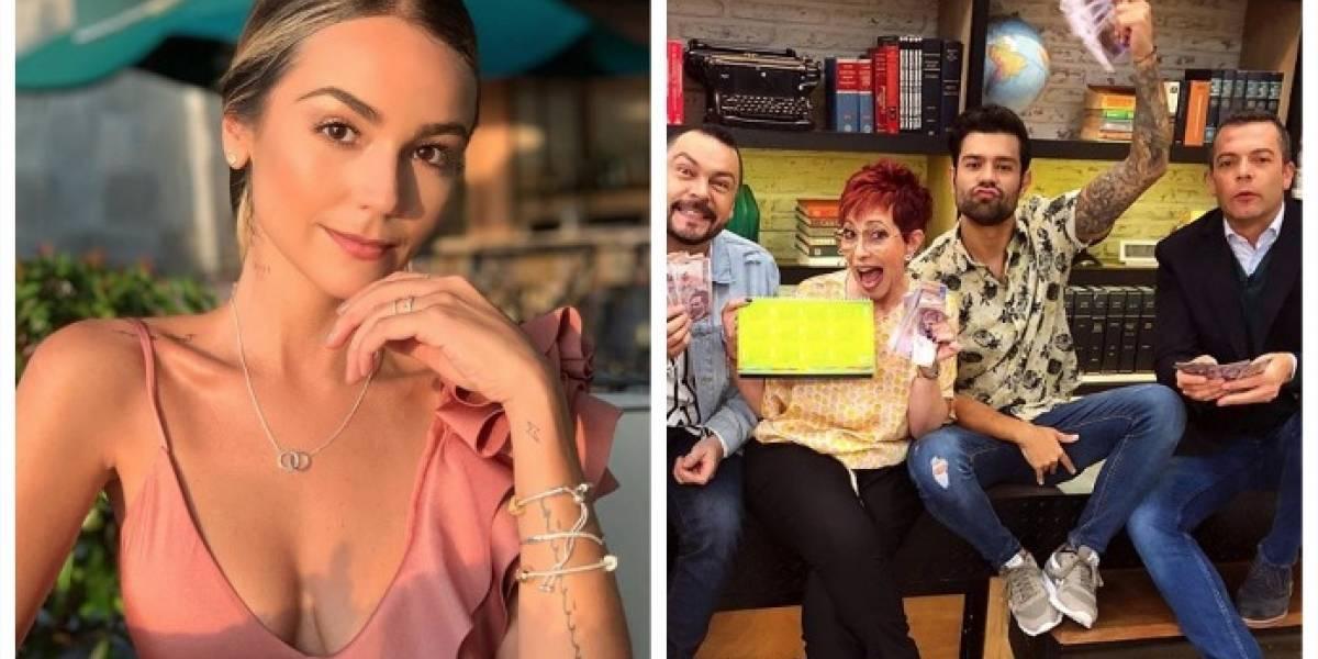 Este video confirma que nuevo amor de Tuti Vargas es guapo presentador de 'El desayuno' de RCN