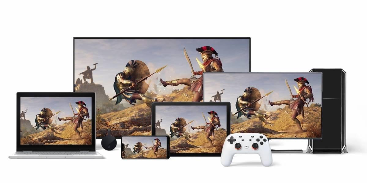 Google Stadia, serviço de streaming de jogos, será lançado em novembro