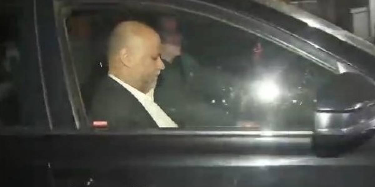 """Senador Álvaro Elizalde sufre violenta """"encerrona"""" en Providencia y le roban su vehículo"""
