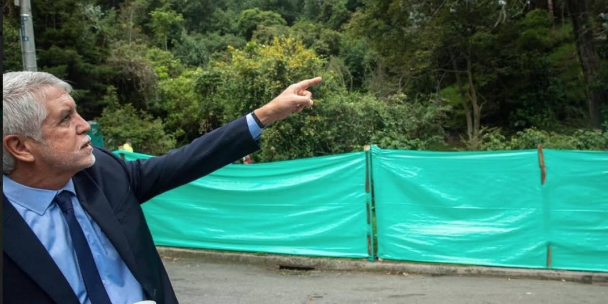 Recuperan predio en el norte de Bogotá que fue invadido por banda de Tierreros