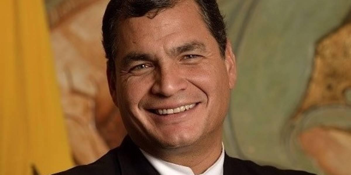 Rafael Correa reacciona ante pedido de Fiscalía sobre sus movimientos financieros