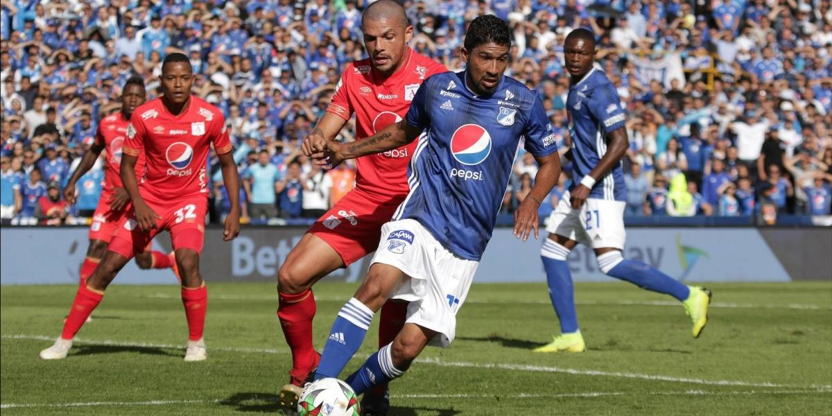 La cruda burla de Jhon Jairo Tréllez por la eliminación de Millonarios en la Liga Águila