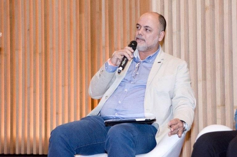 Cláudio Almeida, Coordinador del programa de monitoreo de la Amazonía y otros biomas en el INPE.