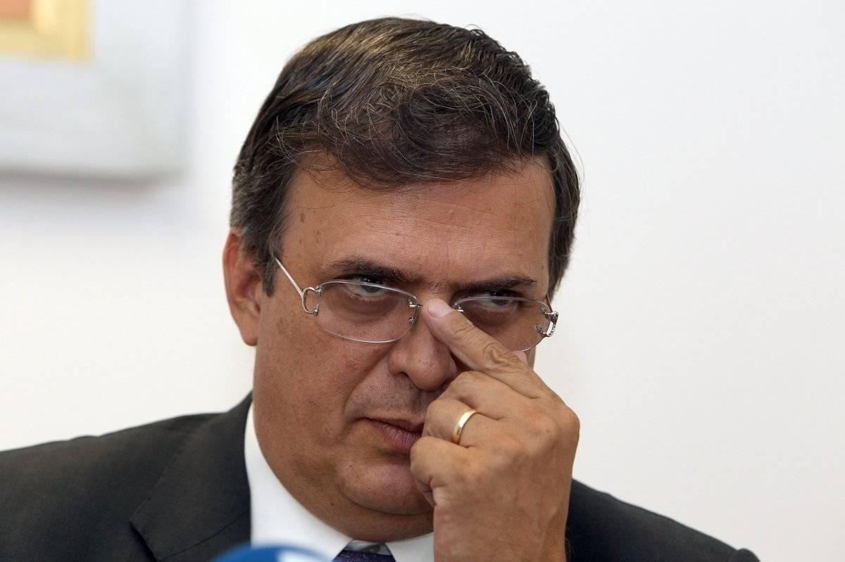 20012.- Aún como Jefe de Gobierno de la CDMX, planeaba trabajar para preparar su carrera hacia la Presidencia de México. Foto: EFE