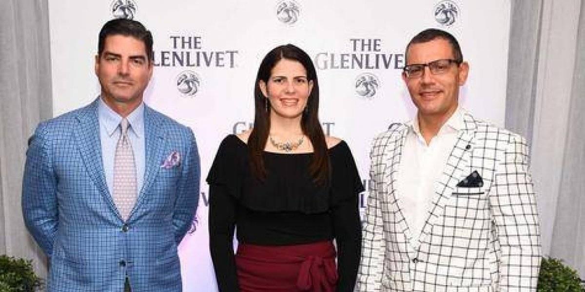 #TeVimosEn: Embajador de Whisky The Glenlivet realiza Cena Maridaje a cuatro tiempos