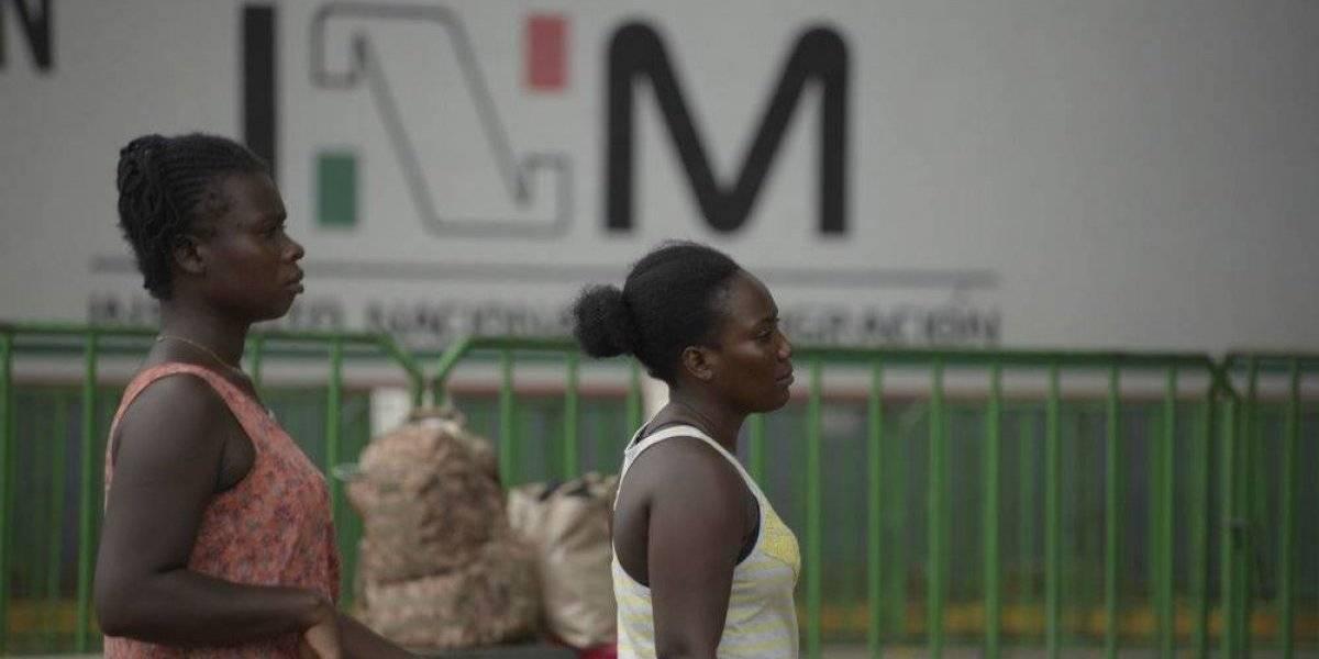 Suspenden servicio afuera de Estación Migratoria Siglo XXI en Chiapas
