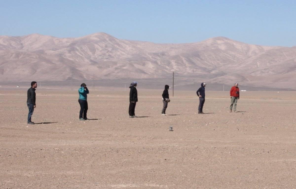 Realizan importante hallazgo de meteoritos en Chile los cuales pueden revelar misterios sobre el origen de la Tierra