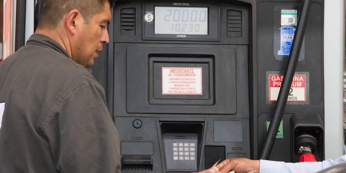 Gasolina no baja de precio, pese a estrategia del gobierno de AMLO