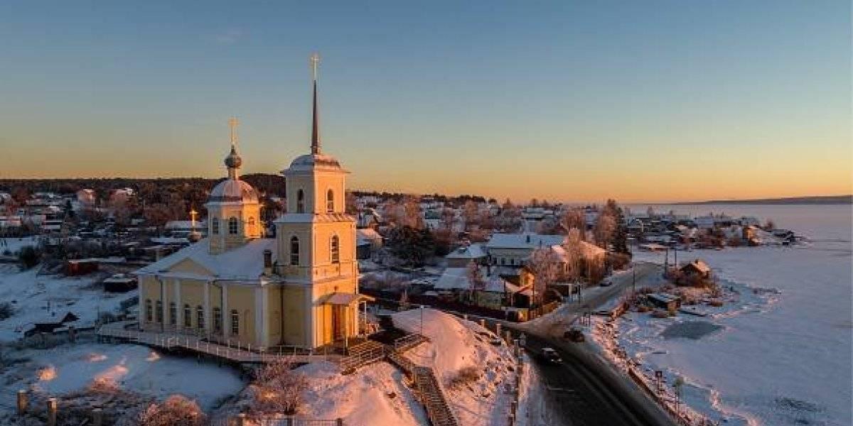 """""""El oro de los zares"""": así es el primer tren turístico ruso de lujo que recorre los espectaculares paisajes del Ártico"""