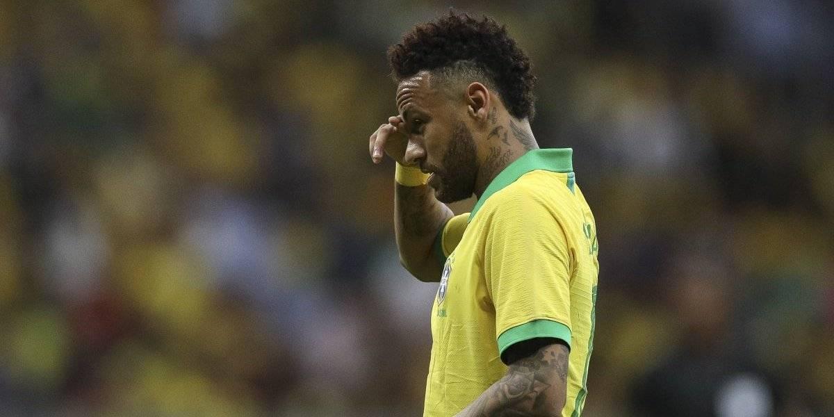 OFICIAL: Neymar no jugará la Copa América por lesión