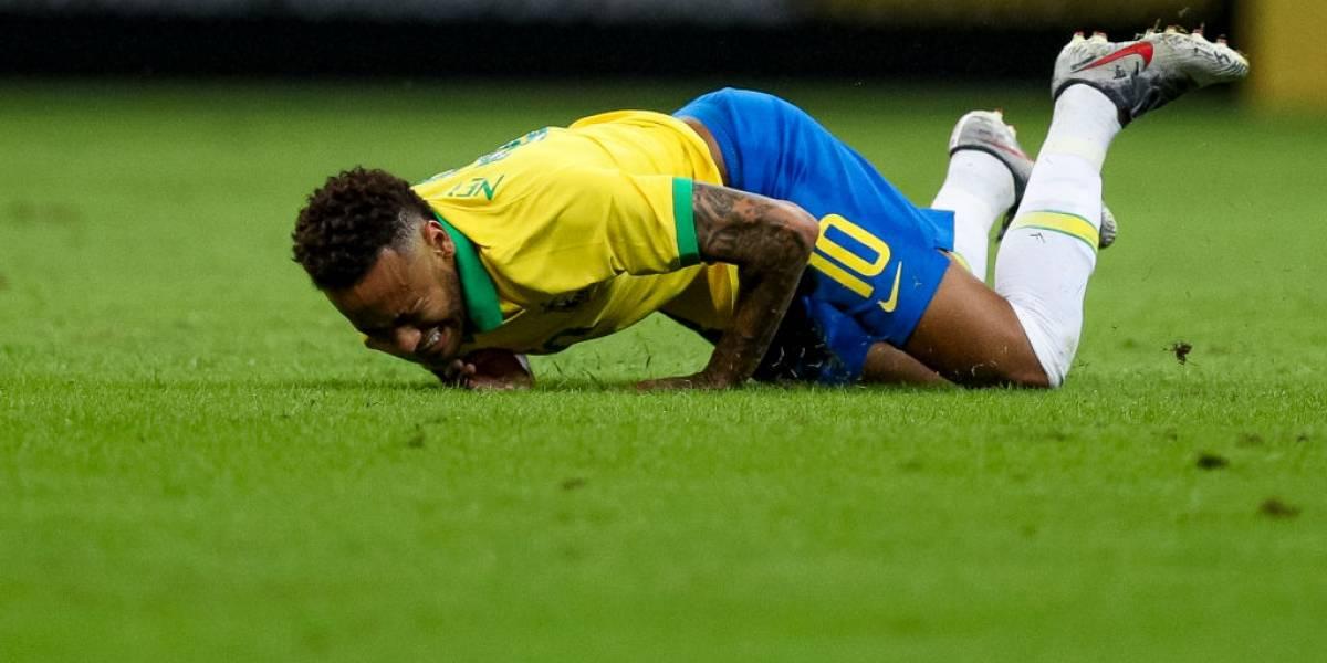 Bomba en Brasil: Neymar queda fuera de la Copa América por lesión y en medio del escándalo de violación