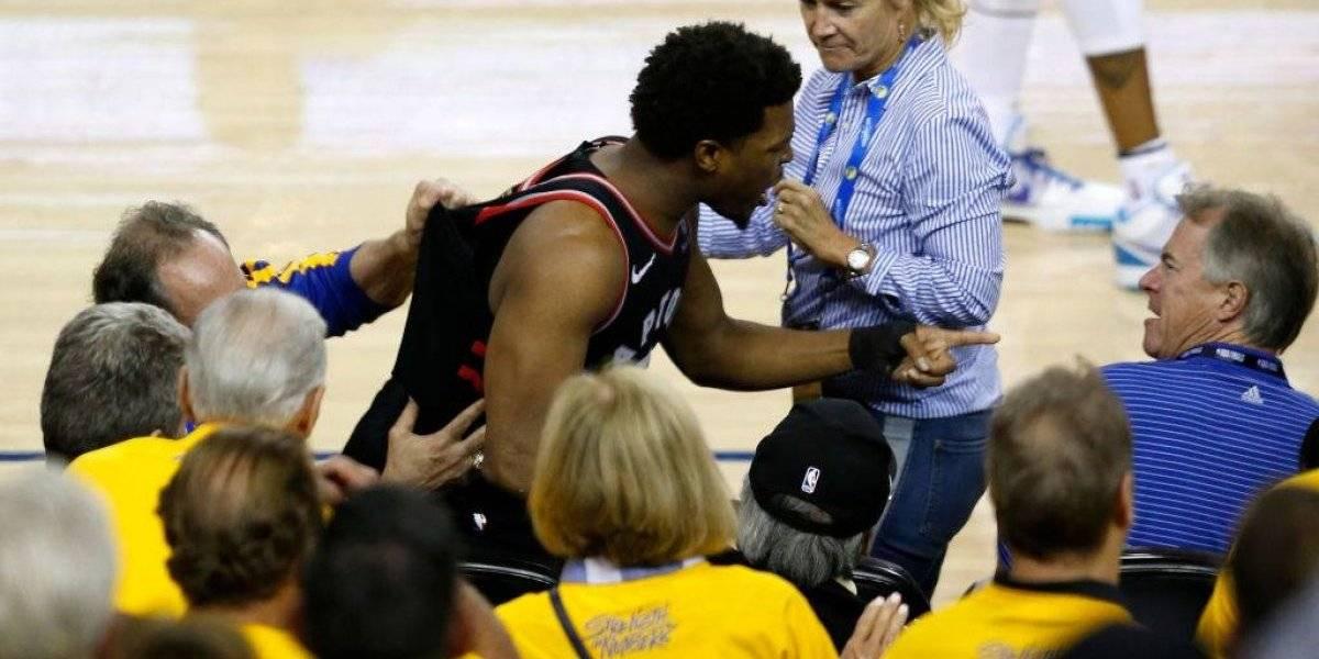 LeBron James explotó contra la NBA tras el incidente que afectó a Kyle Lowry en las Finales