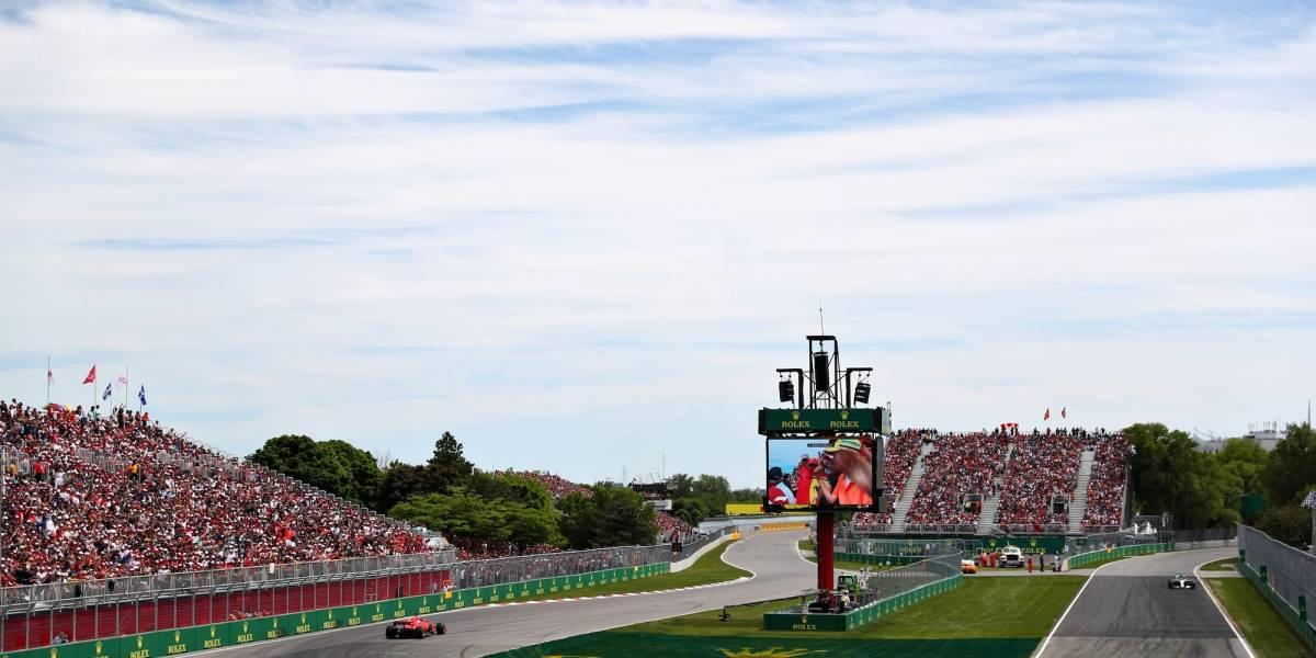 Llega la edición 50 del GP de Canadá de Fórmula Uno