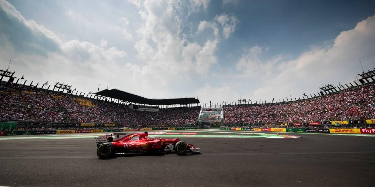¡Se agotan primeras localidades para el GP de México!