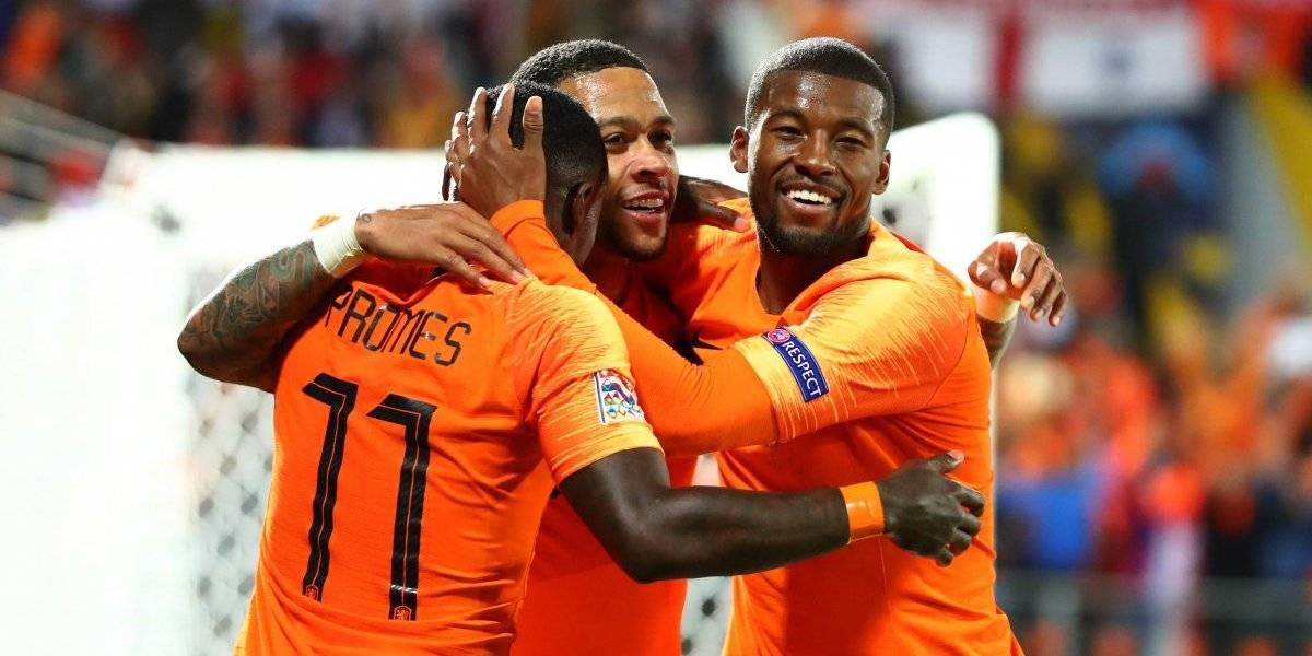 Holanda se cita con Portugal en la Final de la Liga de Naciones