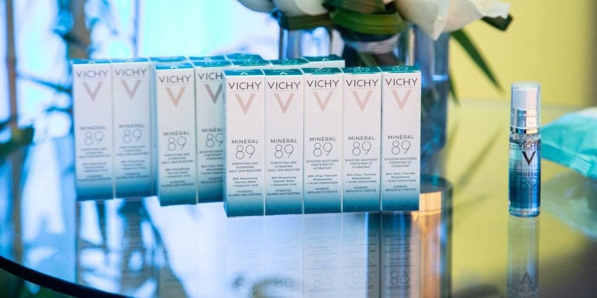 Vichy lanza una nueva generación de hidratantes