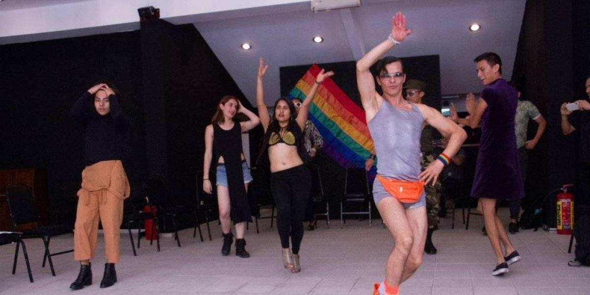 Bailarines LGBT+ piden a autoridades culturales espacios para actuar