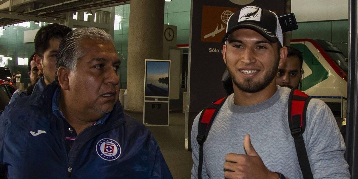 Juan Escobar: 'Llegar a Cruz Azul es un desafío muy grande'