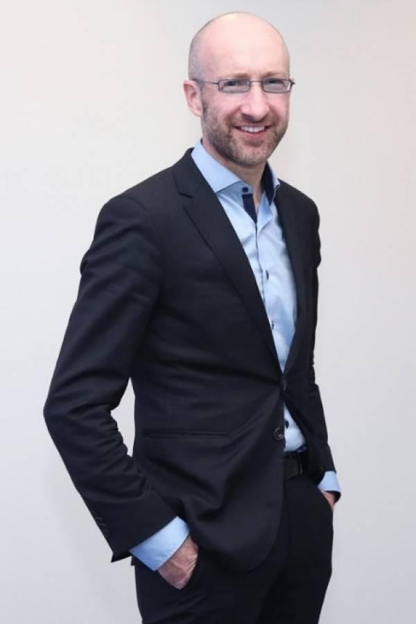 Kevin Curran, profesor de seguridad cibernética en la Universidad de Ulster, Irlanda del Norte