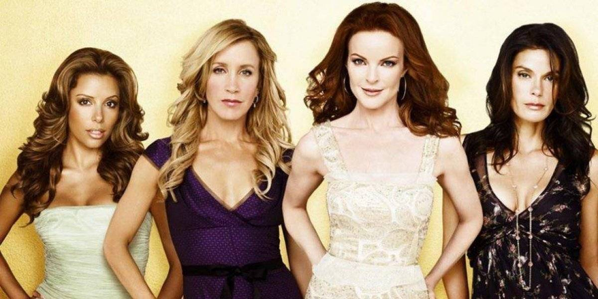 Actriz de Desperate Housewives fue diagnosticada con cáncer anal
