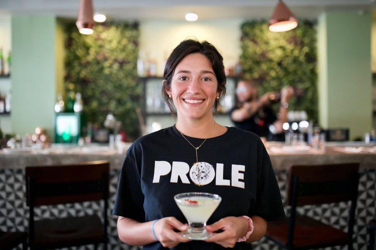 Fotogalería de platos y ambiente en PROLE