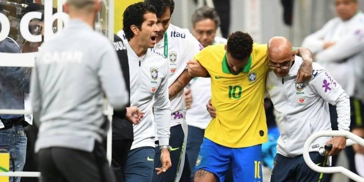 Neymar con un capítulo negro más en su carrera futbolística