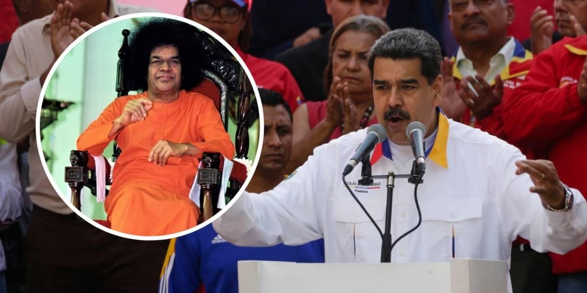 Maduro es devoto de una secta y tiene un brujo personal: autor