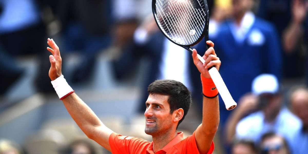 Novak Djokovic por fin vuelve a semifinales de Roland Garros