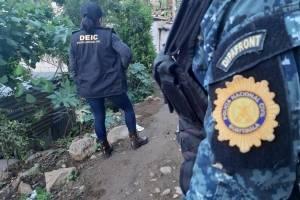 operativo contra el sicariato en Villa Nueva