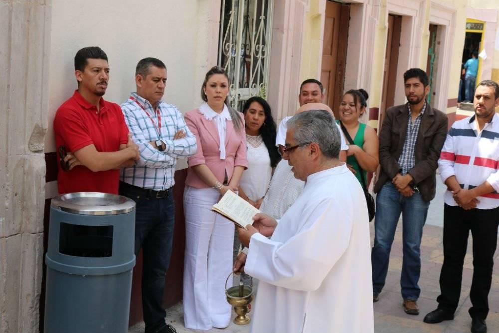 Foto: Gobierno Municipal de Chalchihuites