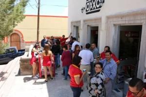 Inauguración OXXO