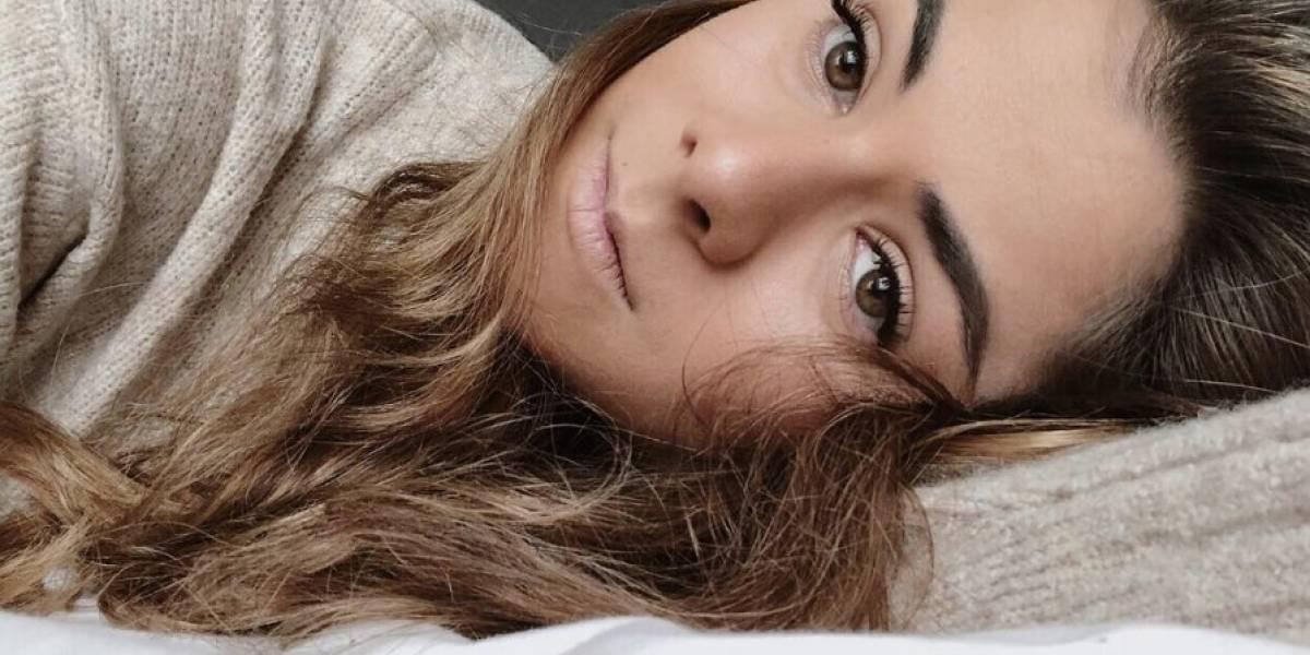 Paulina Peña Pretelini revela que usa rímel ¡del tianguis!