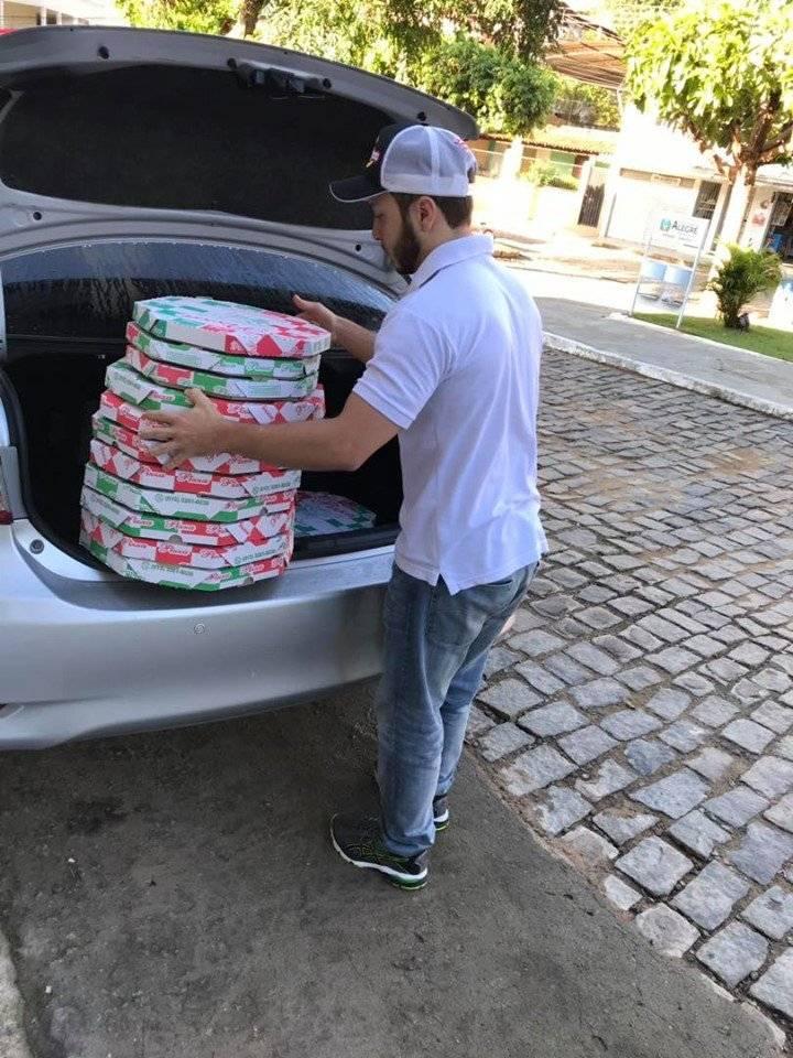 pizzaria serve bem