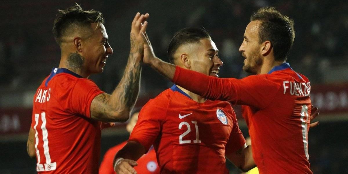Así vivimos el triunfo de Chile sobre Haití antes de partir a la Copa América de Brasil 2019