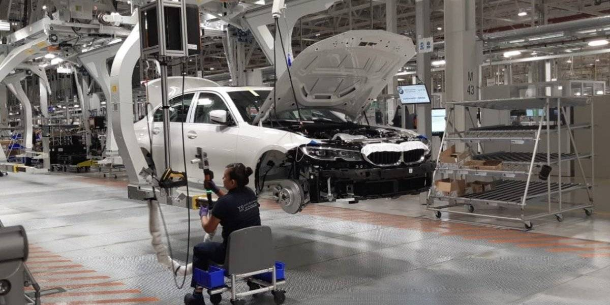 BMW inicia operaciones en San Luis Potosí